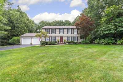 Manorville Single Family Home For Sale: 45 Foreston Cir