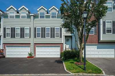 Smithtown Condo/Townhouse For Sale: 36 Chelsea Dr