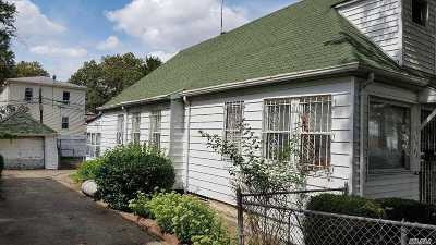 Jamaica Single Family Home For Sale: 115-42 Inwood St