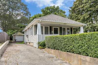 Patchogue Single Family Home For Sale: 35 S Summit Ave