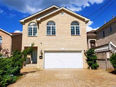 Whitestone Single Family Home For Sale: 150-81 Powells Cove Blvd
