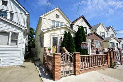 Ozone Park Single Family Home For Sale: 94-23 80th St