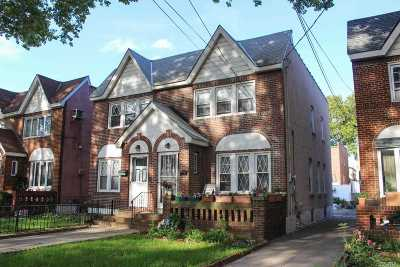 Ozone Park Single Family Home For Sale: 132-19 83 St
