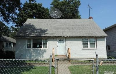 Westbury Single Family Home For Sale: 204 Brook St