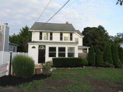 Islip Single Family Home For Sale: 255 Smith Ave