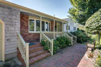 Center Moriches Single Family Home For Sale: 22 Cedar St