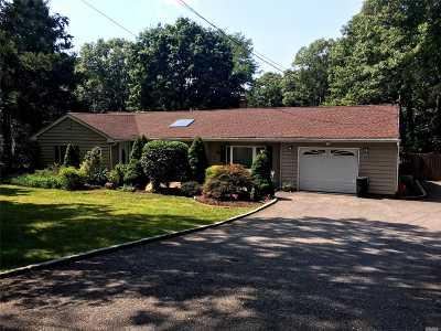 Ronkonkoma Single Family Home For Sale: 106 Calvert Ave