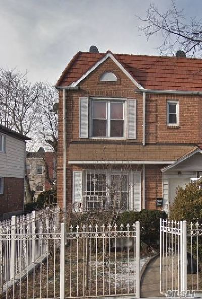 Jackson Heights Multi Family Home For Sale: 32-58 77th St