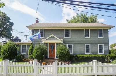 Rockville Centre Single Family Home For Sale: 90 Cedar Ave