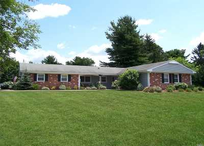 Stony Brook Single Family Home For Sale: 7 Haskell Ln