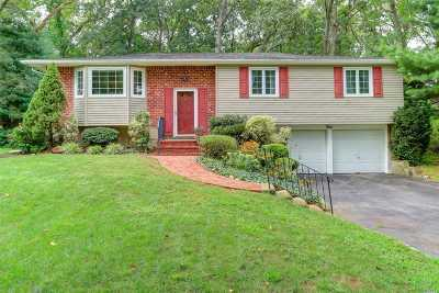 Commack Single Family Home For Sale: 4 Partridge Dr