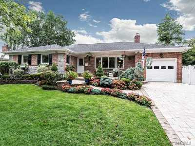 Westbury NY Single Family Home For Sale: $819,000