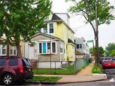Ozone Park Single Family Home For Sale: 127-02 109th Ave