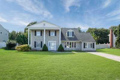 Holbrook Single Family Home For Sale: 36 Thunder Rd