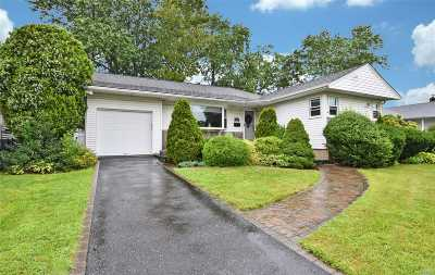 N. Bellmore Single Family Home For Sale: 890 Jay Dr