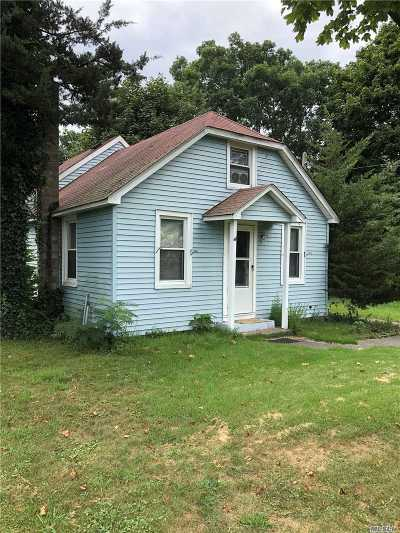 Deer Park NY Single Family Home For Sale: $335,000