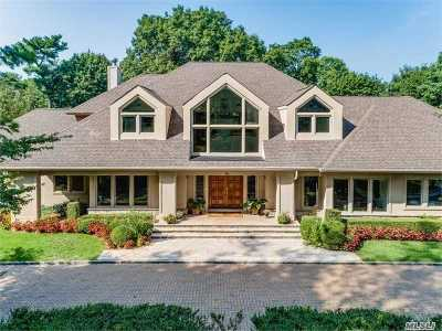 Old Westbury Single Family Home For Sale: 34 The Pines