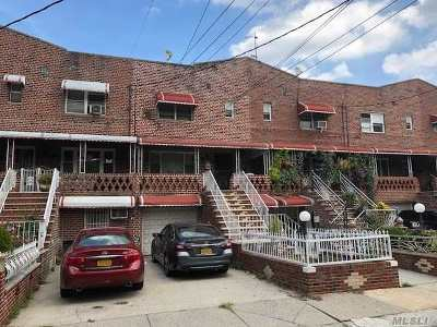 Brooklyn Multi Family Home For Sale: 227 E 88th St