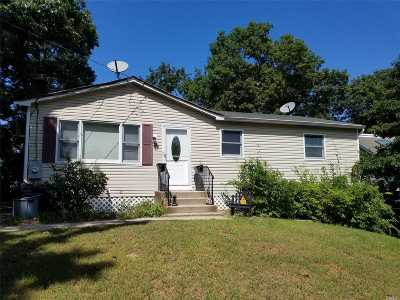 Rocky Point Single Family Home For Sale: 45 Willow Rd