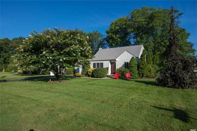 West Islip Single Family Home For Sale: 1 Moss Pl