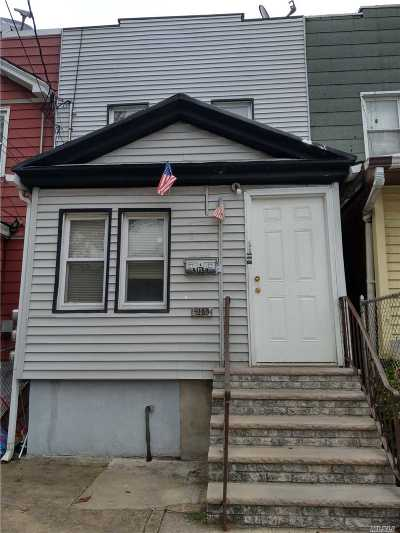 Woodhaven Multi Family Home For Sale: 91-59 91st St