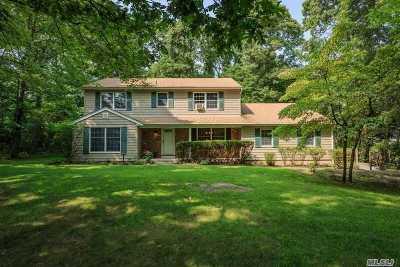 Setauket Single Family Home For Sale: 50 Thompson Hay Path