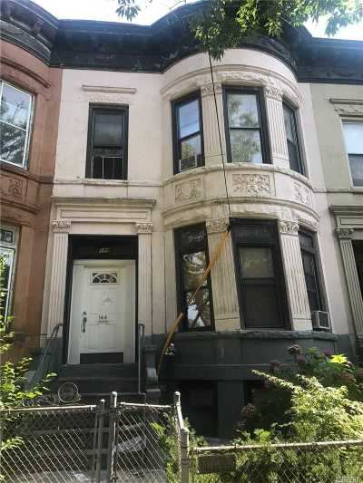Brooklyn Multi Family Home For Sale: 144 Sterling