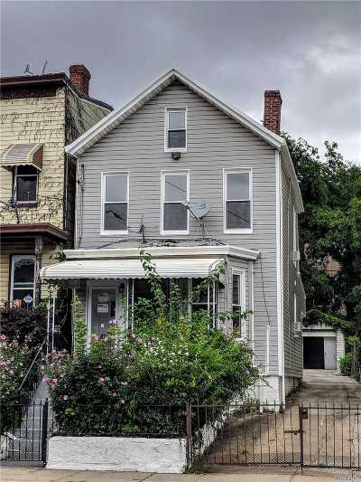 Brooklyn Single Family Home For Sale: 339 Jamaica Ave