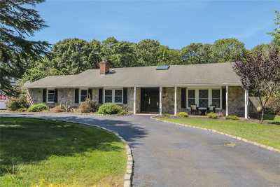 East Islip Single Family Home For Sale: 47 Country View Ln