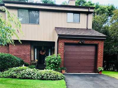 Holbrook Condo/Townhouse For Sale: 86 Timber Ridge Dr