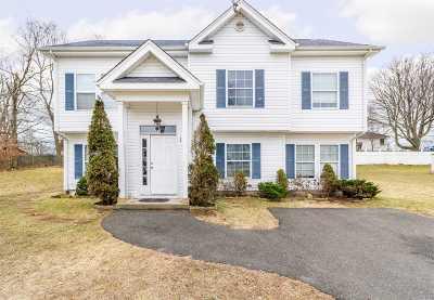 Bay Shore Single Family Home For Sale: 110 Joseph Ave