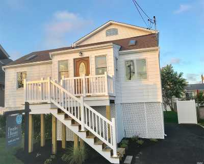 Lindenhurst Single Family Home For Sale: 952 S 5th St