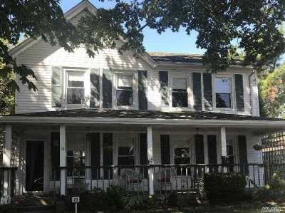 Amityville NY Single Family Home For Sale: $405,000