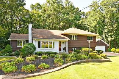 Dix Hills Single Family Home For Sale: 8 Ground Pine Ct