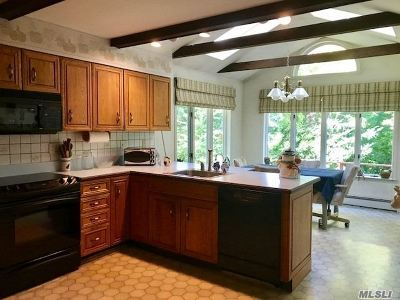 Setauket Single Family Home For Sale: 29 Hilltop Ln