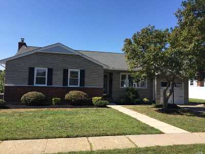 N. Bellmore Single Family Home For Sale: 796 Norman Dr