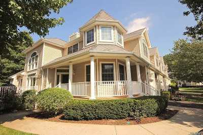 E. Setauket Condo/Townhouse For Sale: 78 Brianna Dr