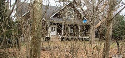 Southampton NY Single Family Home For Sale: $900,000