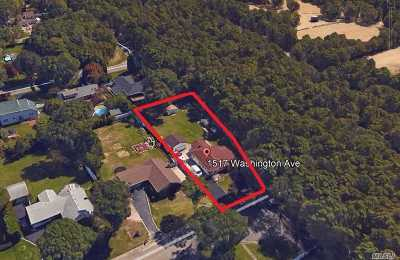 Bohemia Single Family Home For Sale: 1517 Washington Ave