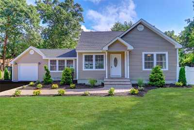 Bay Shore Single Family Home For Sale: 8 Avon Pl