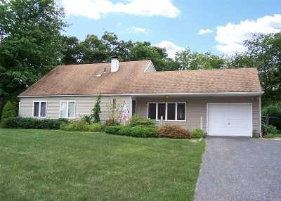 Medford Single Family Home For Sale: 8 Redpine Ln