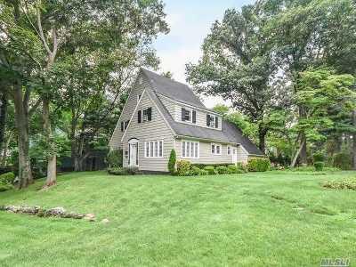 Port Washington Single Family Home For Sale: 1 Harborview Rd