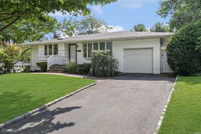 Commack Single Family Home For Sale: 1 Freeman Ct