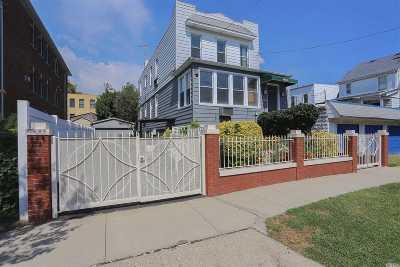 Maspeth Multi Family Home For Sale: 69-31 60th Rd