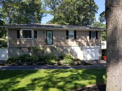Miller Place Single Family Home For Sale: 4 Ferndale Ave