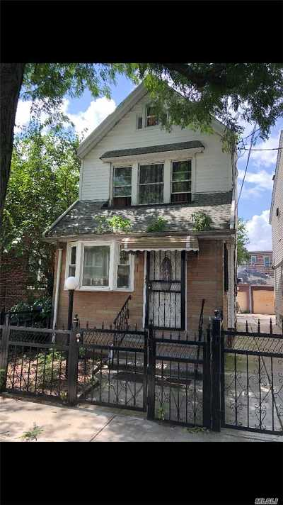 Brooklyn Single Family Home For Sale: 900 E 38 St