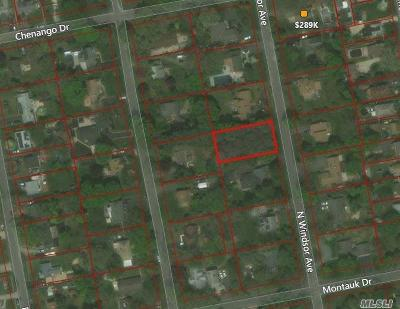Bay Shore Residential Lots & Land For Sale: N Windsor Ave