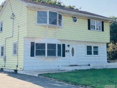 Centereach Single Family Home For Sale: 165 Mark Tree Rd