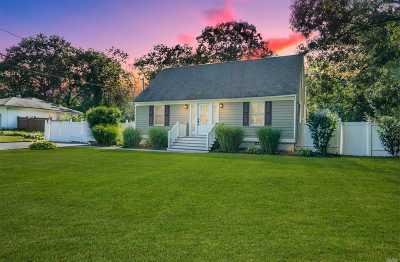 Mt. Sinai Single Family Home For Sale: 158 Chestnut St