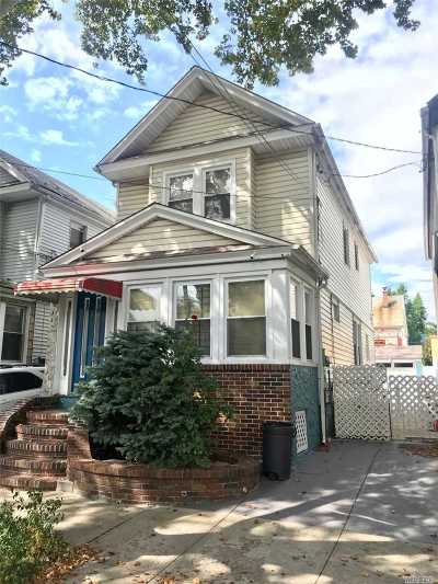 Woodhaven Multi Family Home For Sale: 78-13 91 Ave